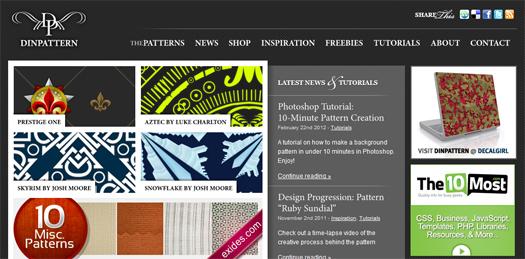 DinPattern---Free-Seamless-Patterns