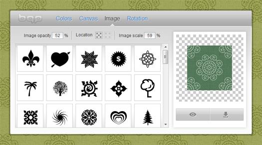 web-app-for-making-background-patterns