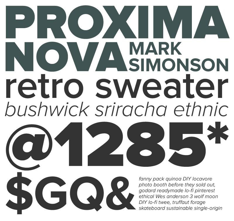 MarkSimonson-ProximaNova