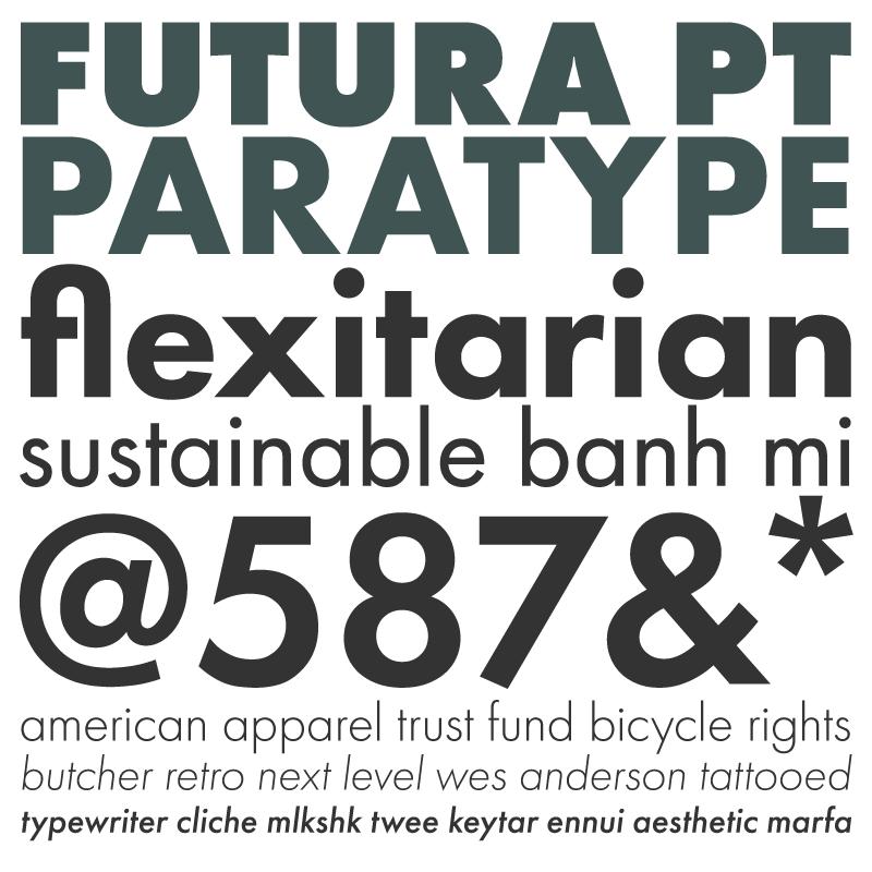 ParaType-FuturaPT