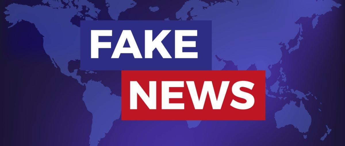 jak wyglada fake news w Google