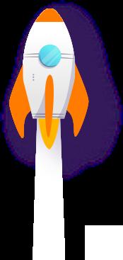 - rocket